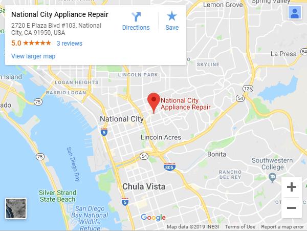 national city california